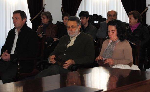 El Ayuntamiento de Valencia de Alcántara rinde homenaje a Ramón Fernández y a Lorenzo González