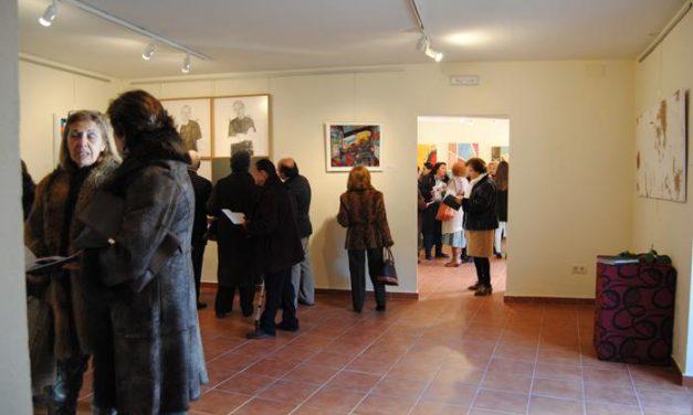 Ugarte destaca el trabajo de dinamización cultural realizado con la Fundación Indalecio Hernández