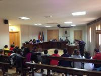 El Ayuntamiento de Moraleja muestra su funcionamiento a los alumnos de los centros educativos