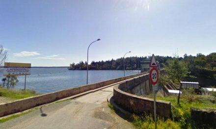 La Confederación del Tajo cortará el tráfico por la presa de Borbollón del 16 al 20 de este mes