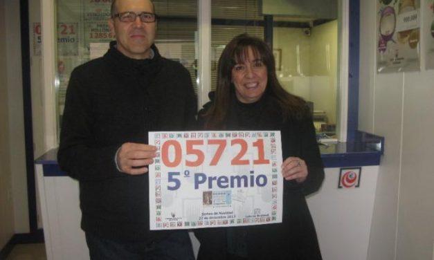 La lotería de Navidad reparte 162.000 euros con quintos premios en Carcaboso, Moraleja, Ahigal y Zalamea