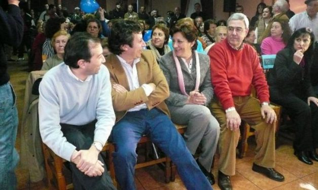 El Partido Popular acusa al gobierno de Rodríguez Zapatero de paralizar el sector de la construcción