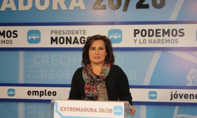 """El PP de Extremadura seguirá trabajando en 2014  en """"recomponer los desaguisados"""" de Vara"""