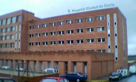 El Servicio Extremeño de Salud garantiza la cobertura de las urgencias en el Hospital de Coria