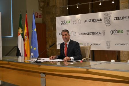 Las exportaciones de Extremadura a Panamá han crecido un 342 por ciento en el último año
