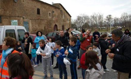 La I Marcha Familia Urbana Familiar en Bicicleta congregó a 60 participantes en Moraleja