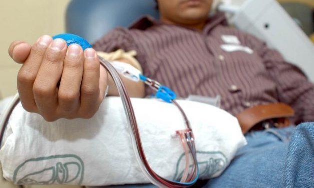 Los equipos del Banco de Sangre recogerán en el mes de enero casi 2.200 litros de plasma en 46 localidades