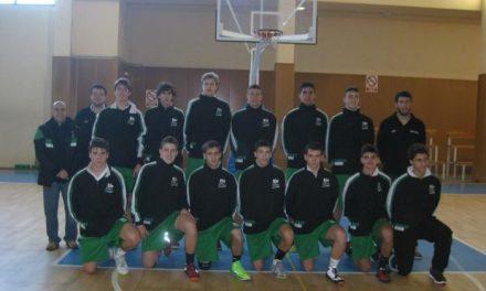 Las selecciones extremeñas de baloncesto se preparan para el Campeonato de España de baloncesto cadete