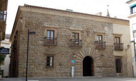El DOE publica la declaración del Palacio Carvajal-Girón, de Plasencia, como Bien de Interés Cultural