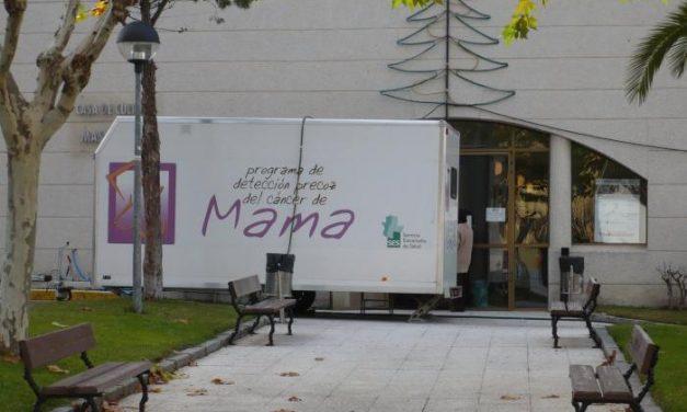 Más de 6.200 extremeñas se someterán a mamografías en enero en el programa de detección del cáncer del SES