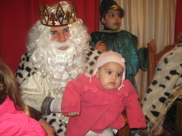 La cabalgata de los Reyes Magos se cancela a causa de la lluvia en la localidad de  Moraleja