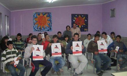 El Centro Joven de Casar de Cáceres presenta el convenio entre el ayuntamiento y la Fundación Cibervoluntarios