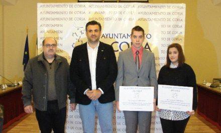 El Ayuntamiento de Coria premia el esfuerzo de los mejores expedientes académicos del IES Alagón