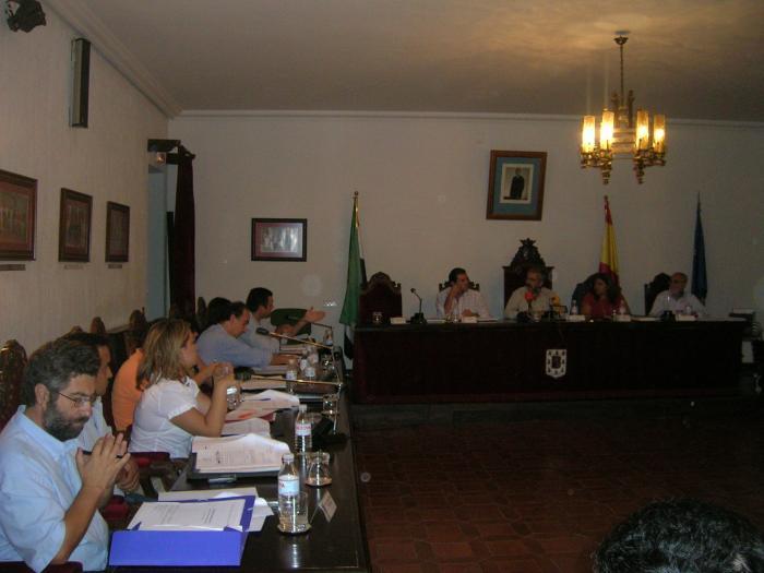 El PP pide en el pleno al equipo de Gobierno de Coria la creación de una comisión especial de tráfico