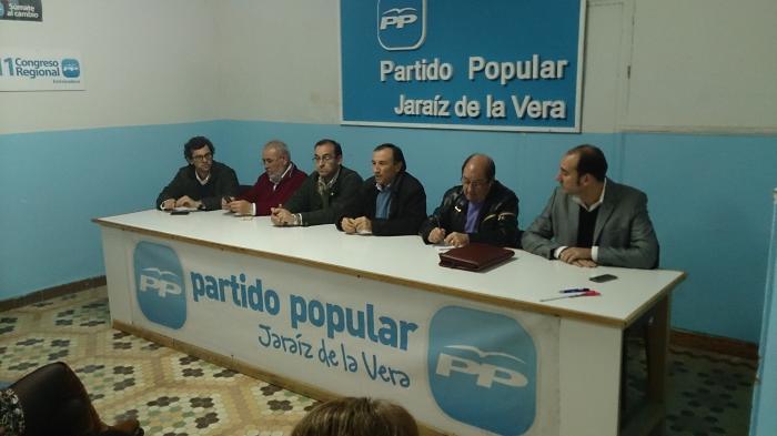 El PP destaca la importancia de las elecciones europeas para al defensa de los intereses de los españoles