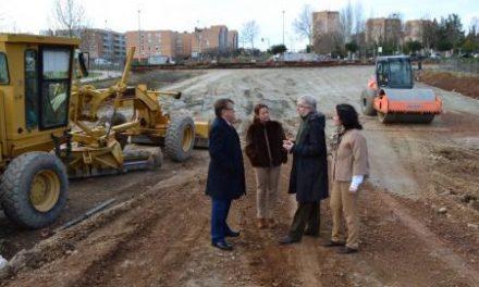 Fomento mejora el tramo urbano de la EX-206 en Cáceres con una inversión de 885.000 euros