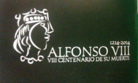 El logo del centenario de Alfonso VIII de Plasencia recoge la efigie del monarca de una moneda antigua