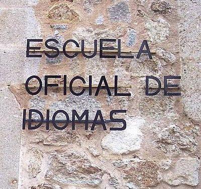 La delegación placentina de la Escuela Oficial de Idiomas cumple en 2014 25 años de funcionamiento