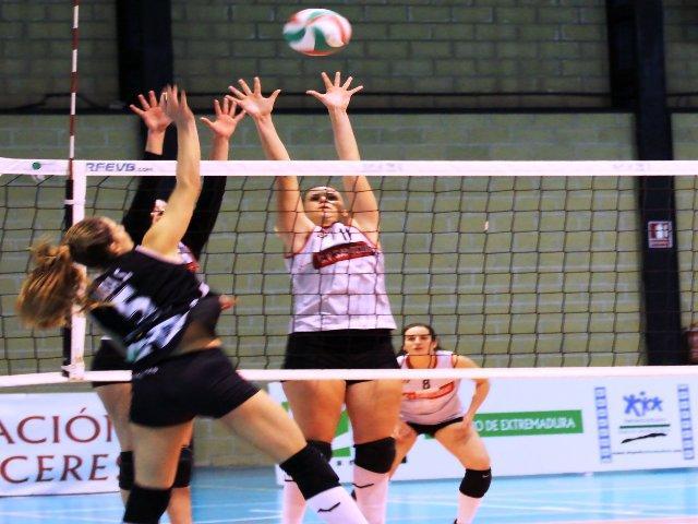 Alba Sánchez se convierte por segunda vez en jugadora más valiosa por su actuación ante el Sant Cugat