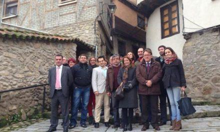 El PP de Extremadura desgrana en Hervás la estrategia turística del Gobierno regional para 2014