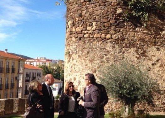 Plasencia y la Diócesis se fijan en Toledo para extrapolar su sistema de visitas a edificios religiosos