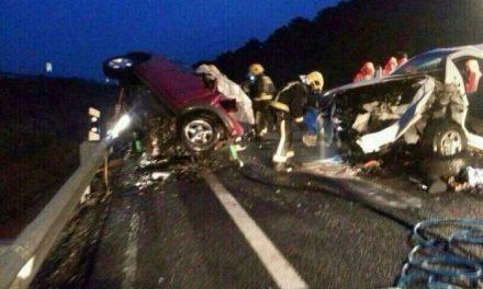 Una pareja de Nuñomoral y un vecino de Casas del Monte fallecen en un accidente en Oliva de Plasencia