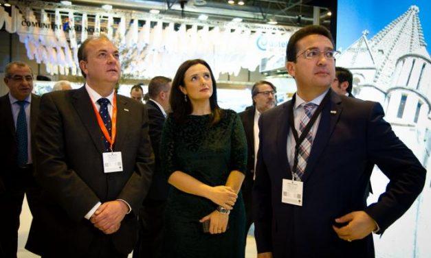 Fernando Manzano plantea el objetivo de doblar la cantidad de turistas en Extremadura en 2020