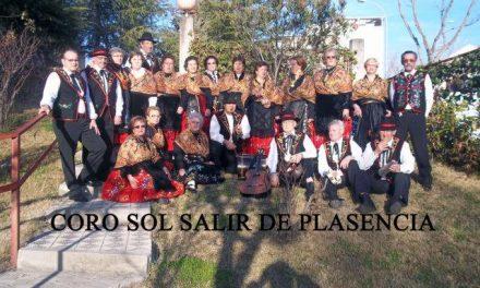 El PSOE de Plasencia organiza un concierto de folclore con el grupo de mayores «Sol Salir»