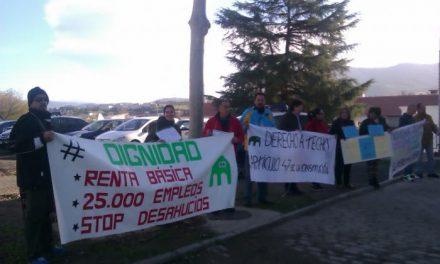 IU Plasencia solicita al ayuntamiento que presione a la Junta para que se agilice el pago de la renta básica
