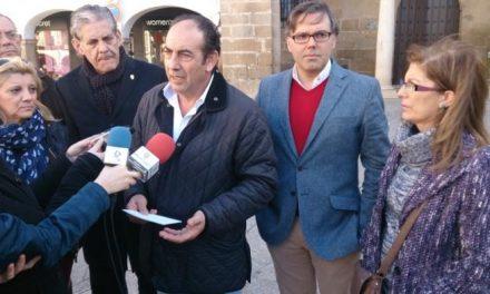 """El PP extremeño traslada tranquilidad a agricultores y ganaderos porque Monago """"apuesta"""" por el campo"""
