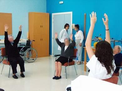 Los sanitarios de centros públicos de atención a mayores se manifestarán mañana en Mérida