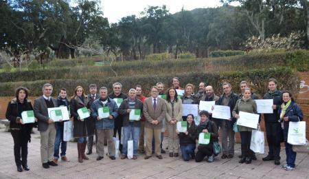 El Club de Turismo Ornitológico Birding in Extremadura crece un 20% y alcanza los 71 socios