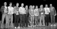 Almendralejo hace entrega de los premios del deporte del 2007 a los ganadores de ocho modalidades distintas