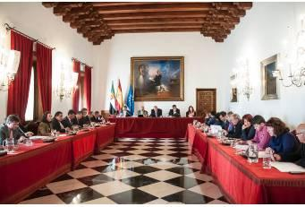 La Diputación de Cáceres realizará obras de emergencia en la CC-65 en Valverde del Fresno