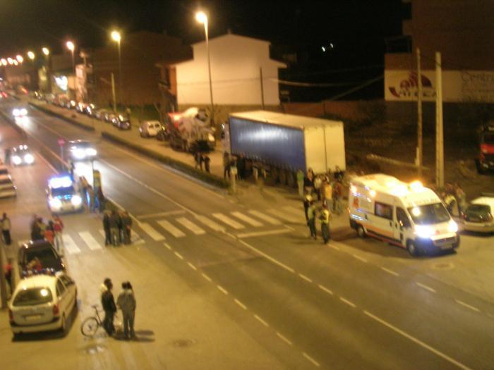 Fallece el anciano que resultó herido grave tras sufrir un atropello en Montehermoso el viernes por la noche