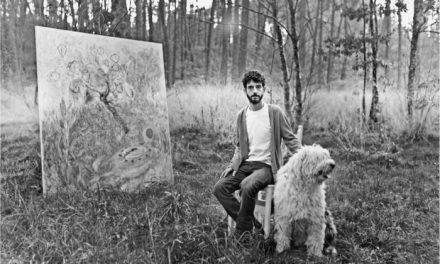 El pintor y escultor extremeño Víctor Sánchez expondrá su obra en Hoyos en el Certamen Extrem´arte