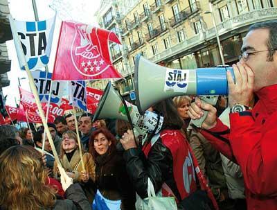 El 45,6% de los trabajadores de Justicia sigue la huelga, según la Delegación del Gobierno de Extremadura