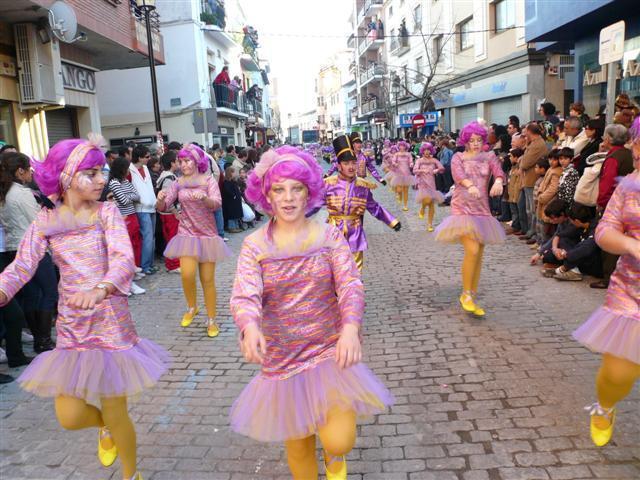 El Carnaval de la zona centro de Plasencia organizará concursos de disfraces para niños y adultos