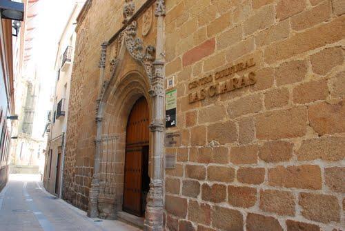 El centro cultural Las Claras de Plasencia contará con un centro de interpretación de las comarcas