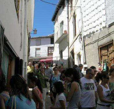 """El Ayuntamiento de Hervás comienza a preparar la XII edición de """"Conversos"""" con una reunión este jueves"""