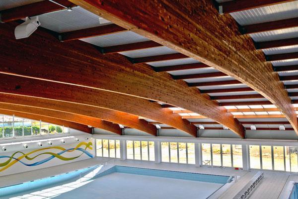Dóniga atribuye los problemas de temperatura de la piscina bioclimática a la deshumectadora