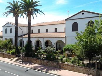 Valencia de Alcántara invierte más de 120.000 euros en las obras del Paseo San Francisco