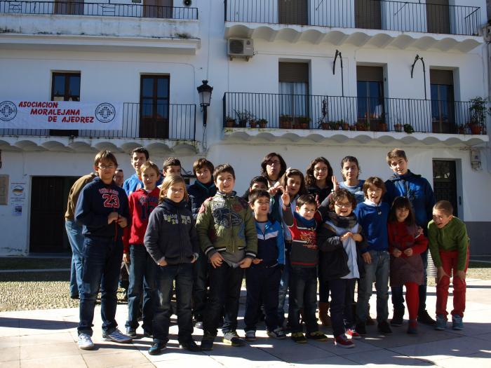 Trece ajedrecistas de Moraleja competirán el día 8 en Don Benito en la fase final de los JUDEX