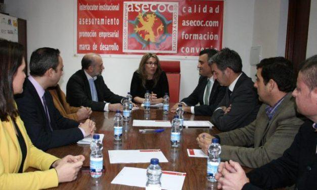 Asecoc demanda un plan de industrialización para dinamizar el tejido empresarial de Coria