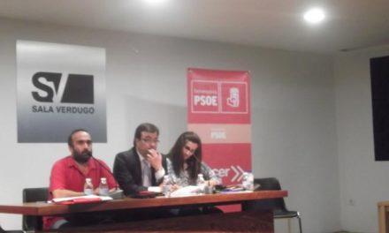 """La Tercera Vía del PSOE de Plasencia demanda a Vara y a Morales que se """"tomen en serio"""" el partido en la ciudad"""