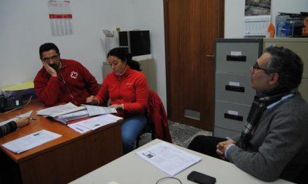 Casi un centenar de personas se beneficiará del Programa de Alimentos de Cruz Roja en Valencia de Alcántara