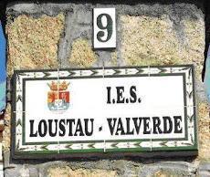 El IES Loustau Valverde de Valencia de Alcántara realiza acciones de reforestación en la localidad