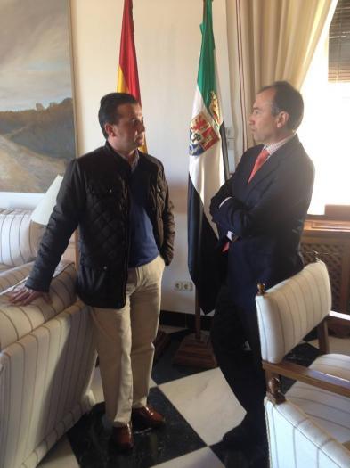 Diputación de Cáceres confirma su participación en la  XVIII Feria Rayana de Moraleja