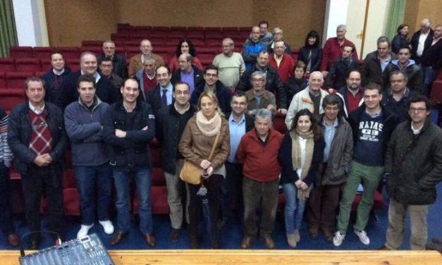 El PP promueve la participación de los cacereños para las elecciones europeas