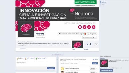 El Proyecto Neurona aglutina en un portal web 13 centros tecnológicos y de investigación extremeños